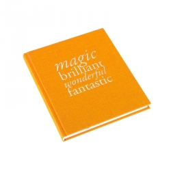 Livre Magic toilé 170*200 mm